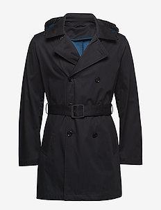 Captus1 - trenchcoats - dark blue