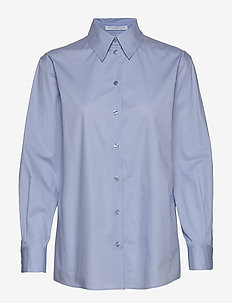 Basha - langærmede skjorter - turquoise/aqua
