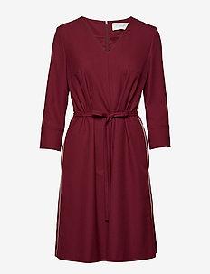 Densora - midi kjoler - medium red
