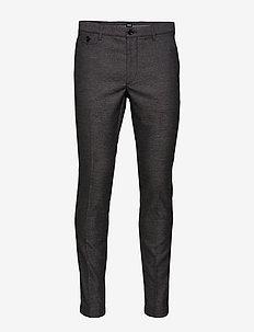 Kaito1-Det-S - suitbukser - black
