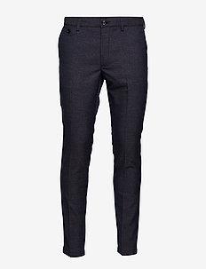 Kaito1-Det-S - suitbukser - dark blue