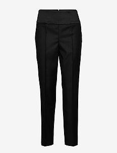 Tilunalyn - bukser med lige ben - black