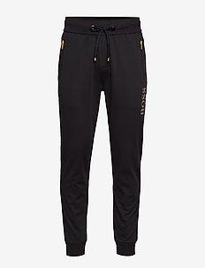Tracksuit Pants - BLACK