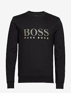 Tracksuit Sweatshirt - sweatshirts - black