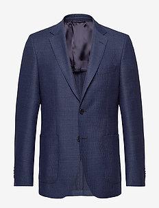 Janson7 - enkeltradede blazere - dark blue