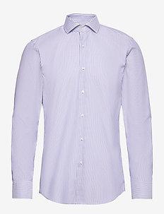 Jason - business skjorter - medium blue