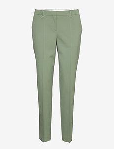 Tiluna11 - bukser med lige ben - light/pastel green