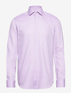 Gardner - basic skjorter - medium purple