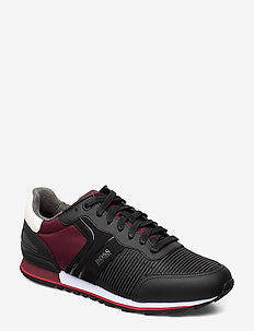Parkour_Runn_strb - låga sneakers - open red