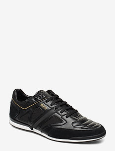 Saturn_Lowp_strf - lave sneakers - black