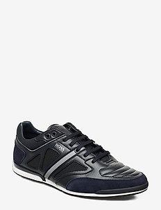 Saturn_Lowp_strf - lave sneakers - dark blue