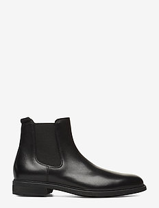 Firstclass_Cheb_gr - chelsea boots - black