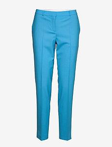 Tiluna11 - bukser med lige ben - bright blue