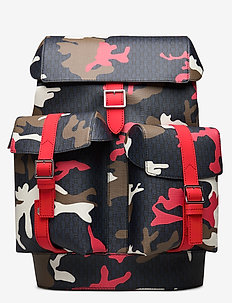 Metropole C_Backpack - ryggsäckar - open miscellaneous