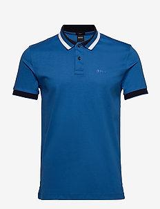 Phillipson 67 - kortærmede - medium blue
