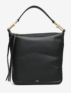 Kristin SM Hobo - handväskor - black