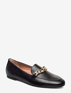 Kaia Loafer-C - loafers - black