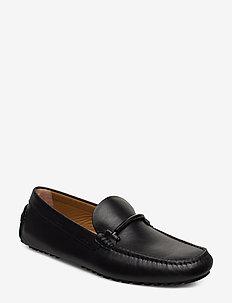 Driver_Mocc_lthwc - loafers - black
