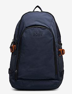 Krone_Backpack - ryggsäckar - navy