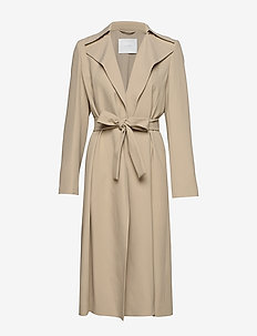 Canolie - trenchcoats - medium beige