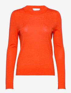 Fippia - gensere - bright orange