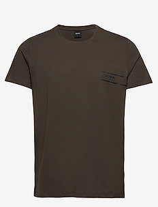 T-Shirt RN 24 - basic t-shirts - dark green