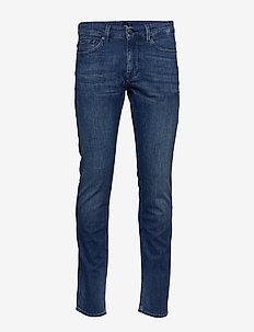 Delaware3-1+ - slim jeans - medium blue