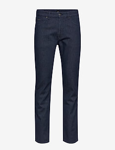 Albany+ - relaxed jeans - navy