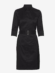 Daliri1 - skjortklänningar - black