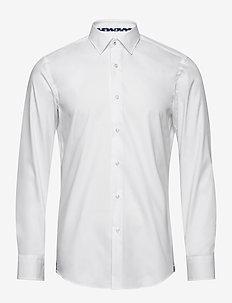 Jesse - basic skjorter - white