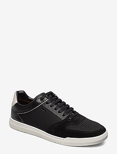 Cosmopool_Tenn_mx1 - lave sneakers - black