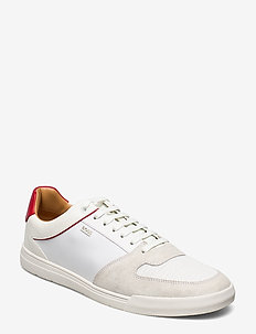 Cosmopool_Tenn_mx1 - lave sneakers - open white