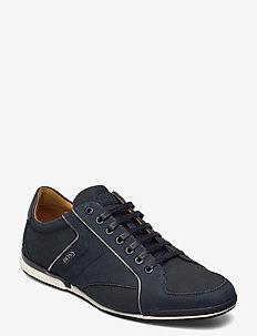 Saturn_Lowp_nupf - låga sneakers - dark blue