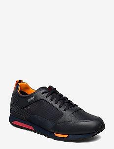 Parkour_Runn_net - lave sneakers - dark blue