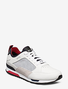 Parkour_Runn_net - lave sneakers - white
