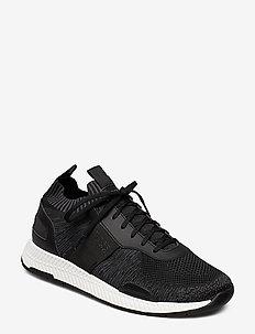 Titanium_Runn_ks20 - lave sneakers - black