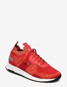 Titanium_Runn_ks20 - låga sneakers - open red