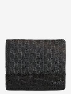 Metropole_8 cc - klassinen lompakko - black