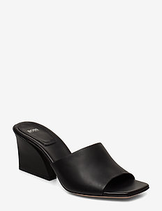 Kristin Mule 65-N - mules & slipins - black