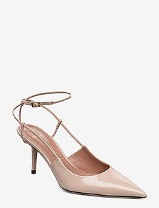 Katlin Sling 65-Mix - sling backs - light beige