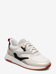 Titanium-Mxn - låga sneakers - open white