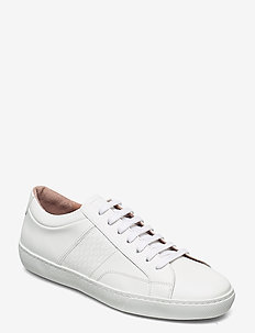 Olga Low Cut-Hbco - lave sneakers - white