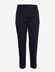 Tachino - bukser med lige ben - open blue