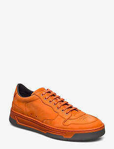 Baltimore_Tenn_na - låga sneakers - bright orange