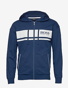 Authentic Jacket H - basic sweatshirts - medium blue
