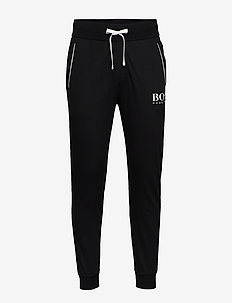 Authentic Pants - collegehousut - black