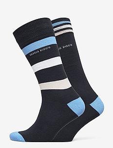 2P RS Stripe CC - regulære sokker - dark blue