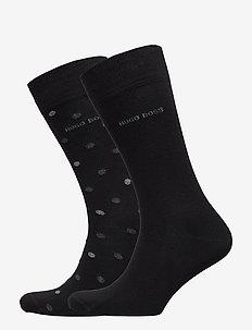 2P RS Dot CC - regulære sokker - black