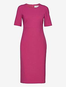 Dalune - midi kjoler - bright pink