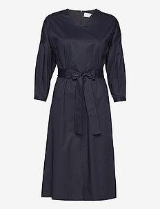 Dutama - midi kjoler - open blue